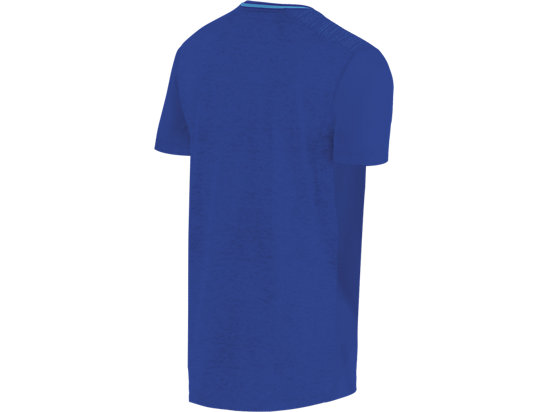 Lite-Show Short Sleeve Top Airforce Blue 7