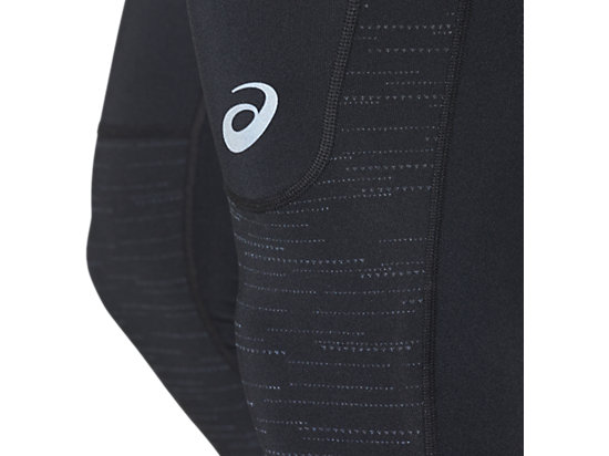 LITE-SHOW KNEE TIGHT PERFORMANCE BLACK 11
