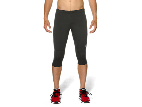 LITE-SHOW KNEE TIGHT PERFORMANCE BLACK 3
