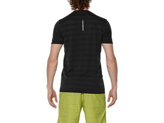 SEAMLESS TEE PERFORMANCE BLACK 15