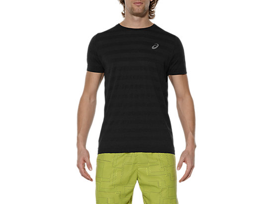 SEAMLESS TEE PERFORMANCE BLACK 3