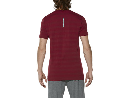 SEAMLESS TEE POMEGRANATE 19