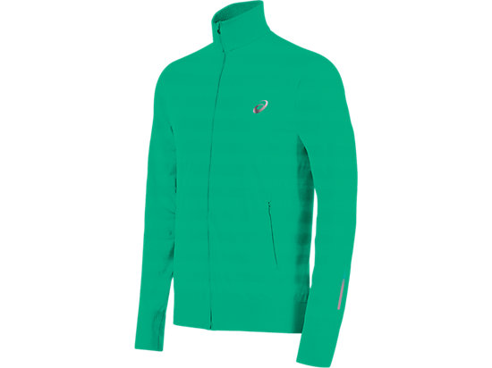 Seamless Jacket Peacock Green 3