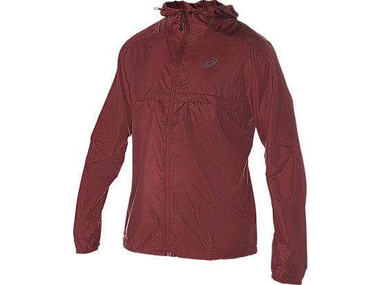 Fuzex Packable Jacket Meiro Pomegranate 3