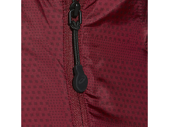 PACKABLE JACKET MEIRO POMEGRANATE 15