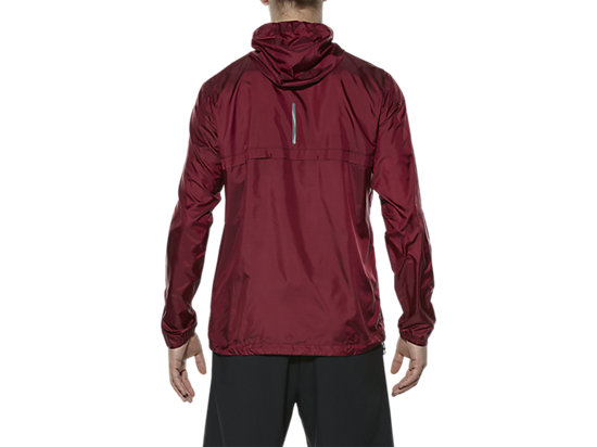 PACKABLE JACKET MEIRO POMEGRANATE 11