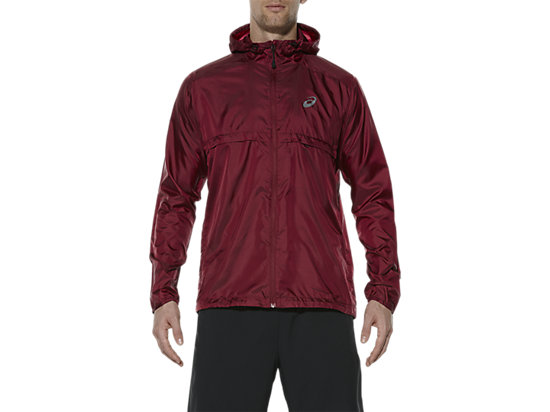 PACKABLE JACKET MEIRO POMEGRANATE 3