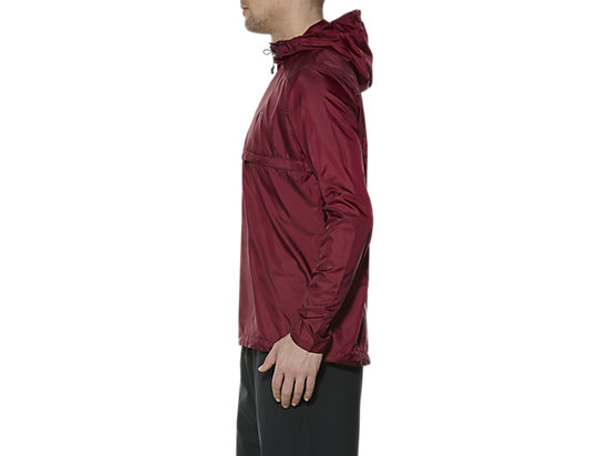 PACKABLE JACKET MEIRO POMEGRANATE 7