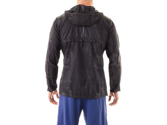 Packable Jacket Black Fusion Print 7