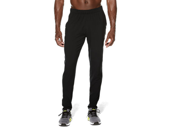 PANTALON TISSÉ SOUKAI PERFORMANCE BLACK 3