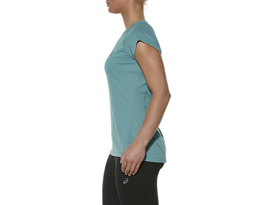 CAPSLEEVE TOP KINGFISHER 7