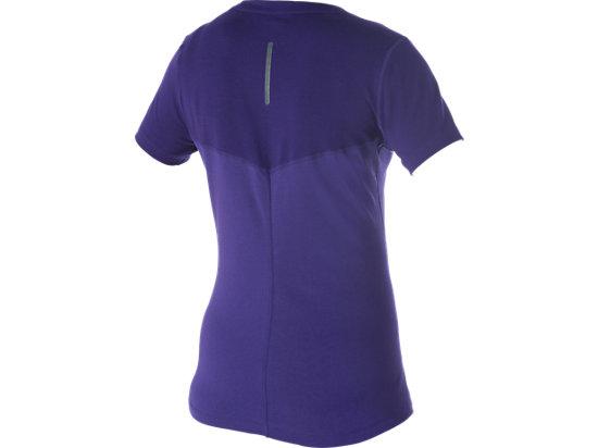 FuzexV-Neck Short Sleeve Top Parachute Purple 7