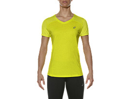 V-NECK SHORT SLEEVE TOP, Sulphur Spring