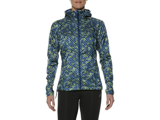 PACKABLE JACKET, Dotto Poseidon