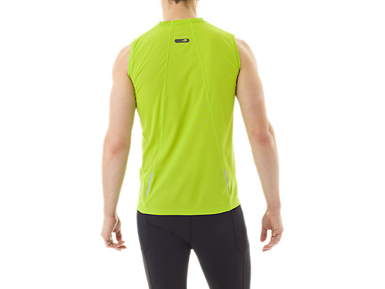 FujiTrail Sleeveless Top Key Lime 7