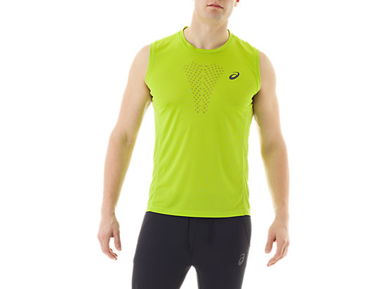FujiTrail Sleeveless Top Key Lime 3