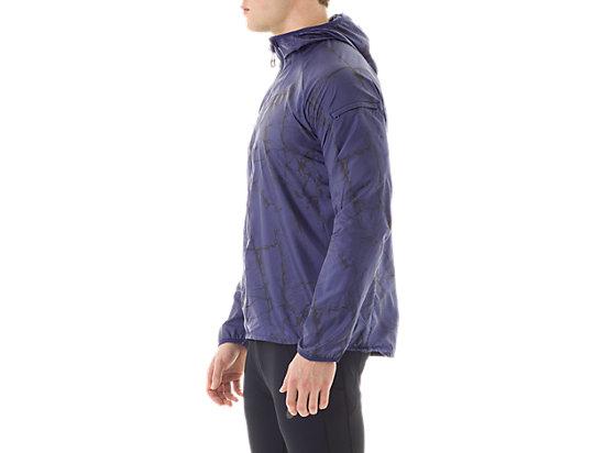 FujiTrail Packable Jacket Deep Cobalt Marble Print 11