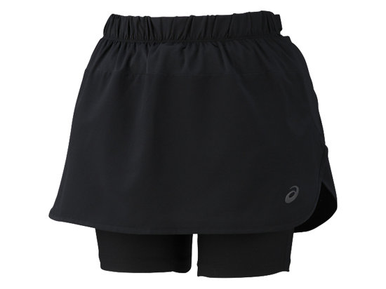 FUJITRAIL SKORT, Performance Black
