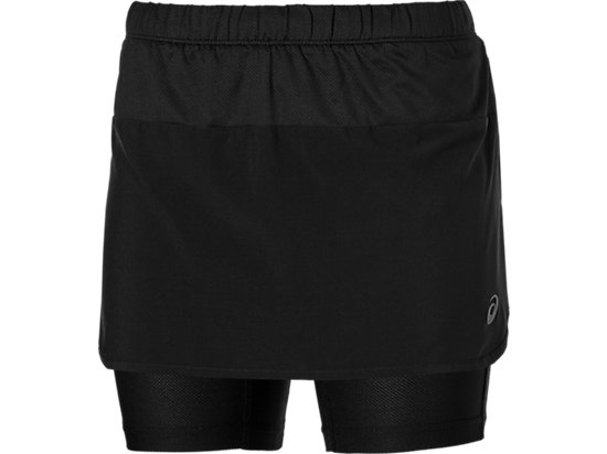 FUJITRAIL SKORT PERFORMANCE BLACK 7