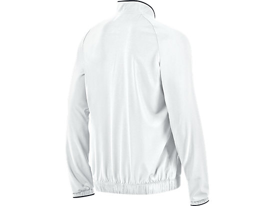 Club Woven Jacket Real White 7