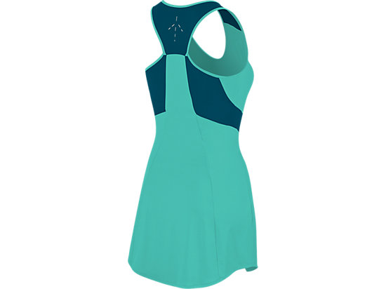 Athlete Styled Dress Pool Blue 7