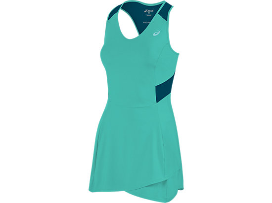 Athlete Styled Dress Pool Blue 3