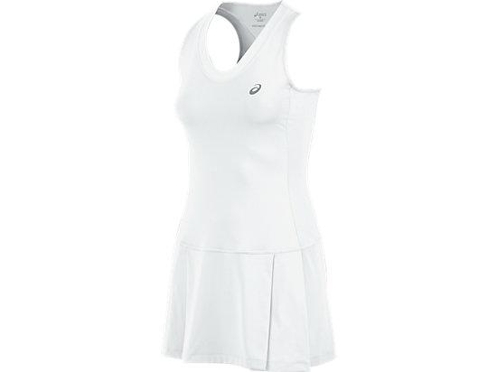 Club Dress Real White 3