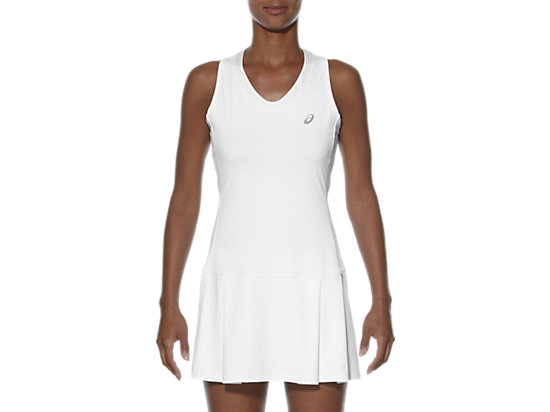 CLUB TENNISKLEID Real White/Atomic Blue 3