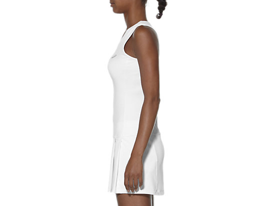 CLUB TENNISKLEID Real White/Atomic Blue 7