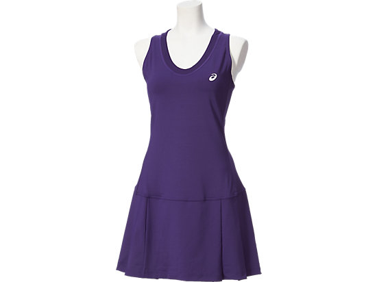 CLUB TENNISKLEID, Parachute Purple