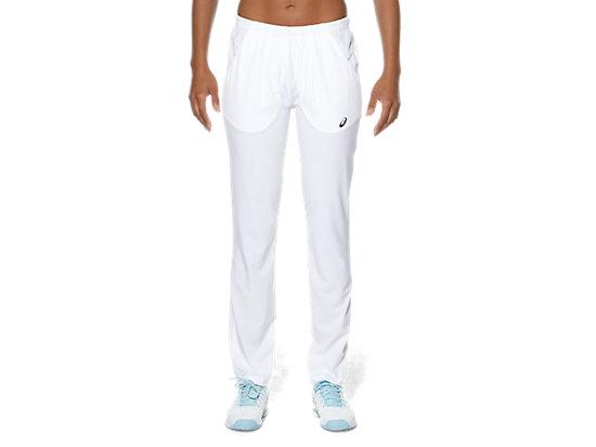 CLUB PANT Real White/Atomic Blue 3