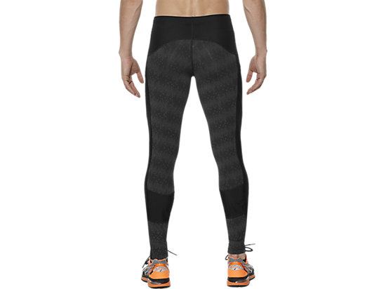 LB CALF TIGHT OCTAGON PERFORMANCE BLACK 7