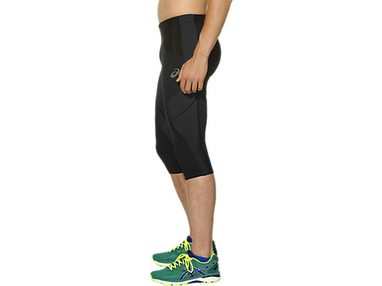 MALLAS HASTA LA RODILLA LB PERFORMANCE BLACK 7