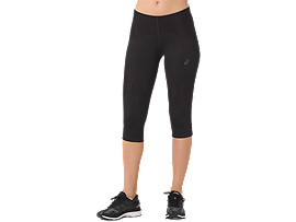 LB KNEE TIGHT, Performance Black/Performance Black