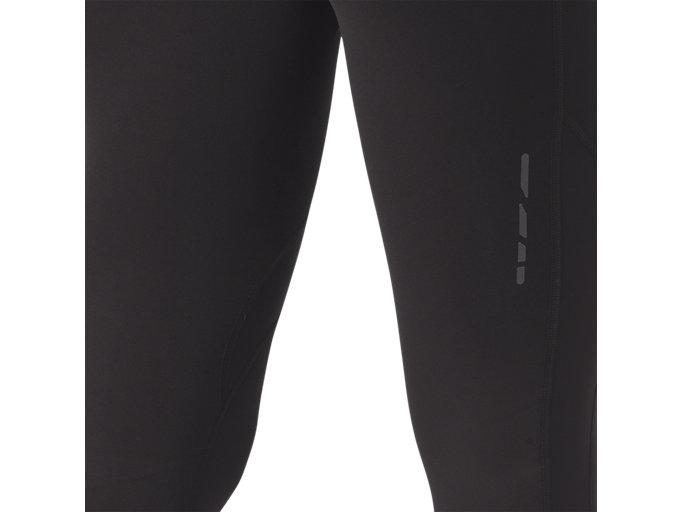 Alternative image view of LB KNEE TIGHT, PERFORMANCE BLACK/PERFORMANCE BLACK