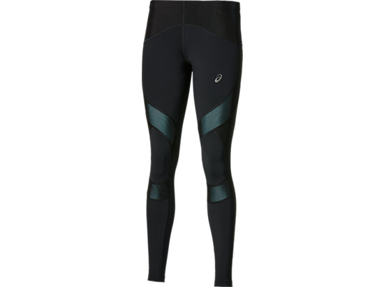 LEG BALANCE TIGHT PERFORMANCE BLACK/KINGFISHER 3 FT
