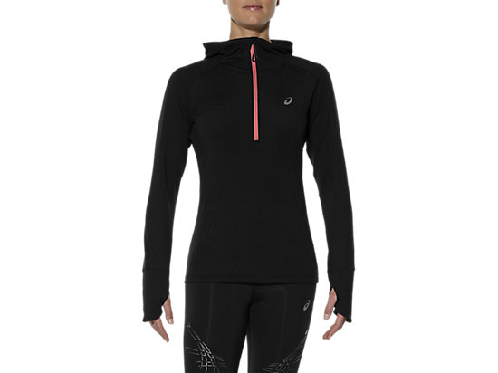 FujiTrail-HOODY PERFORMANCE BLACK 3
