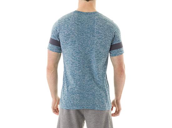 Seamless Short Sleeve Ink Blue 7