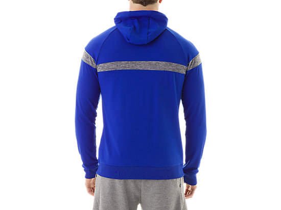 Sanded Hoody Airforce Blue 7
