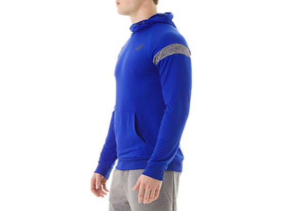 Sanded Hoody Airforce Blue 11