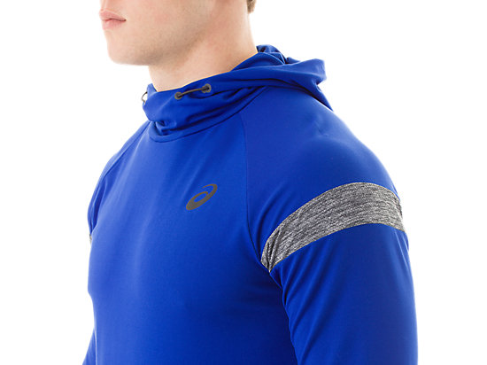 Sanded Hoody Airforce Blue 15