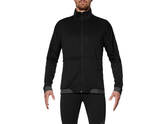 POLYWARP TRACK JACKET PERFORMANCE BLACK 3