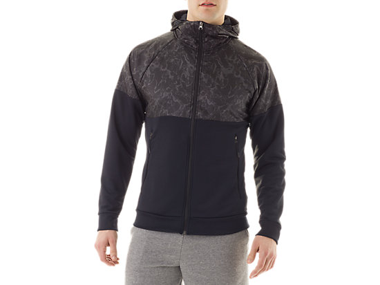 Graphic Jacket Performance Black 3