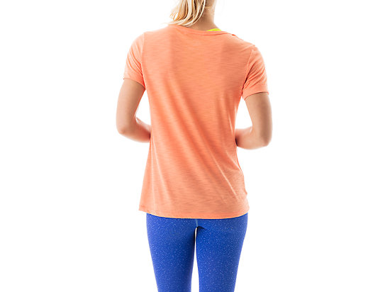 Short Sleeve Layering Top Melon 7