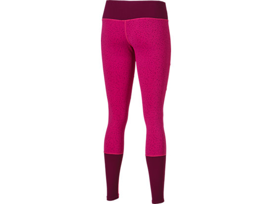 GRAPHIC TIGHT BERRY SPECKLE PRINT 7