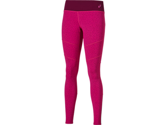 GRAPHIC TIGHT BERRY SPECKLE PRINT 3