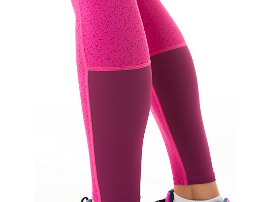 Tight Berry Speckle Print 23