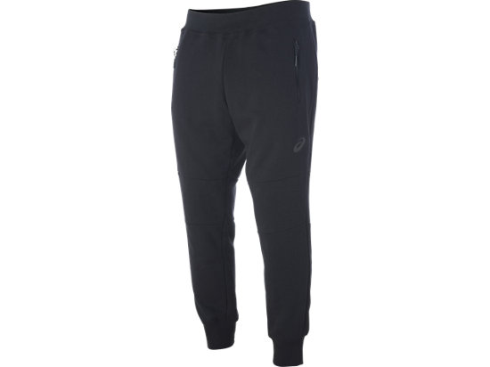 Terry Cuffed Pant Performance Black 3