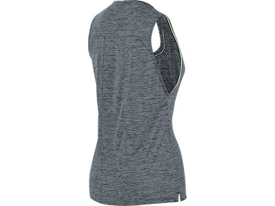 Mesh Sleeveless Top Performance Black 7