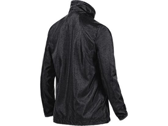 Lightweight Jacket Black Speckle Print 7